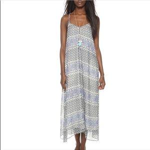 Madewell Moroccan Tile Maxi Dress